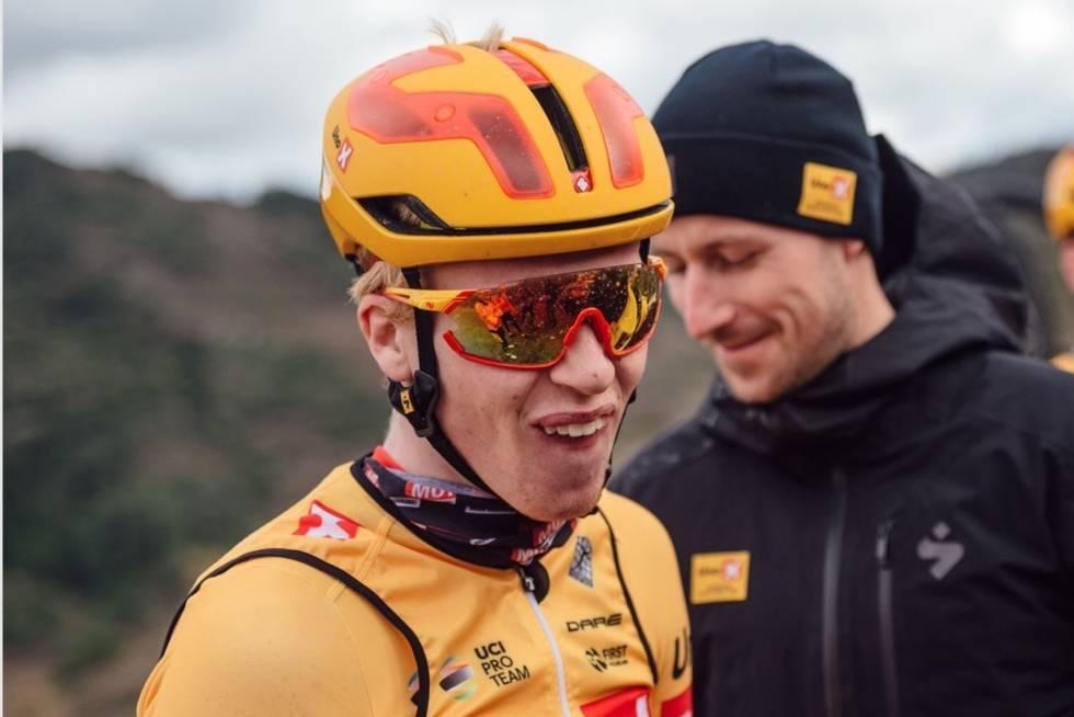 Andreas Leknessund sykkel rekord tryvann