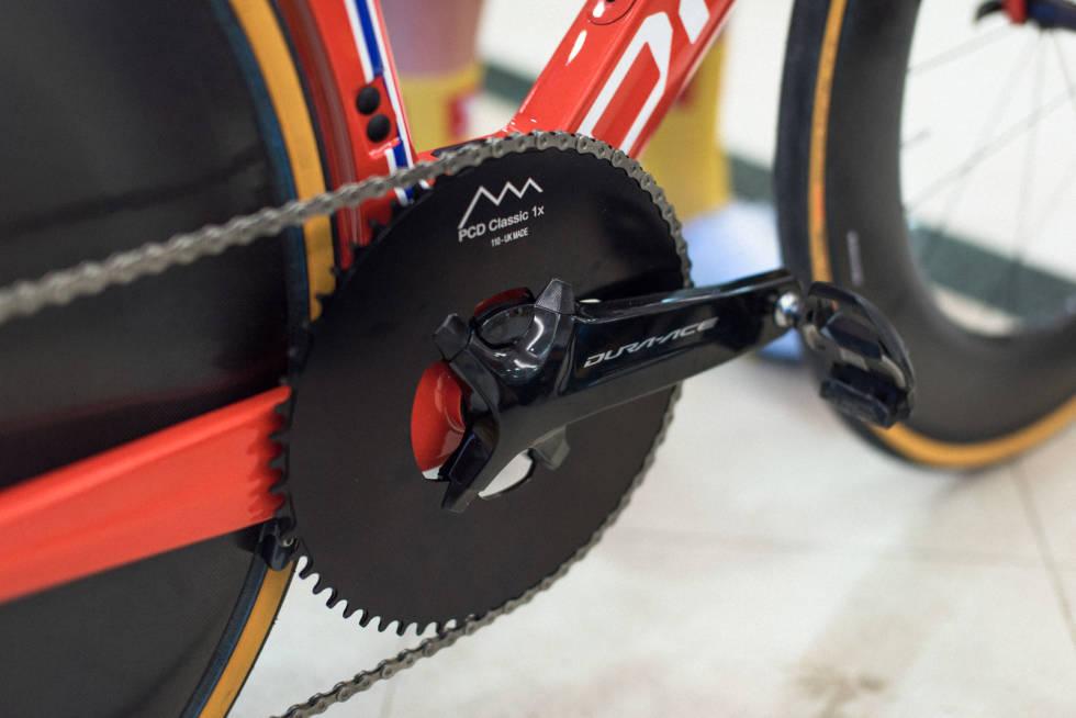 Andreas Leknessund sykkel
