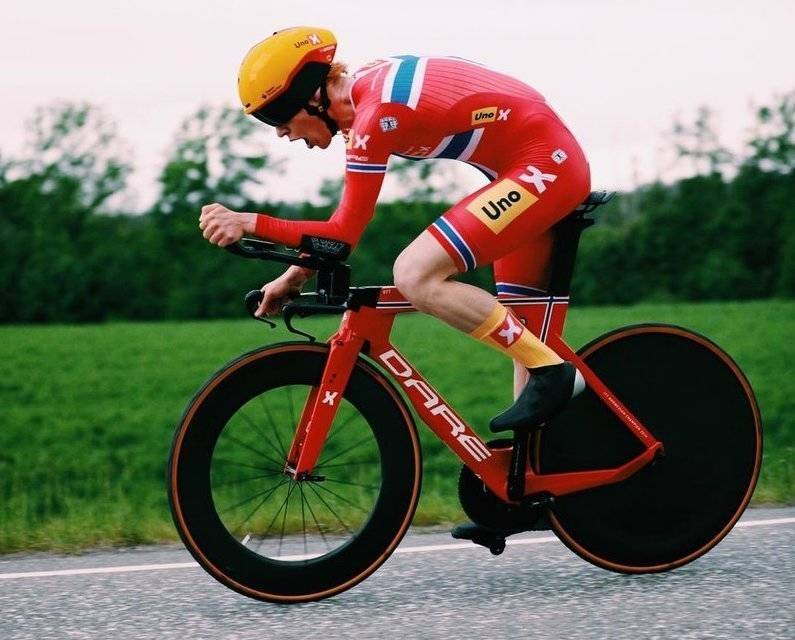 Andreas Leknessunds 50 km rekord
