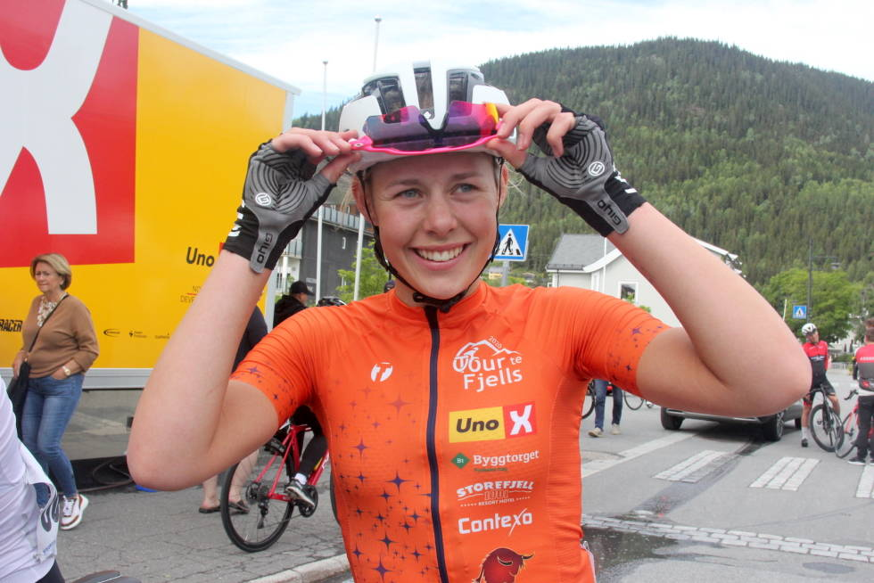 Anne Dorthe Ysland Tour te Fjells
