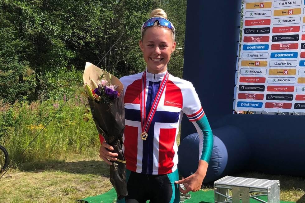 Anne Dorthe Ysland Tempo-NM 2020