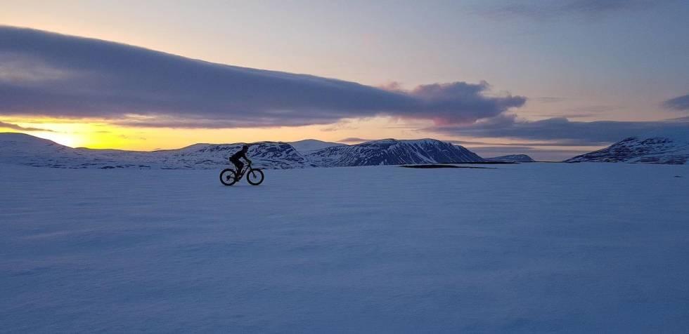 fatbikesykling i alta