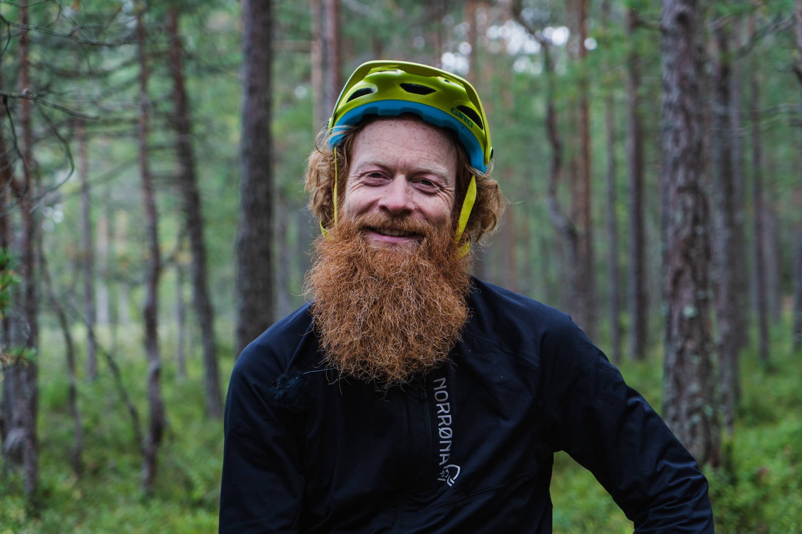 Aslak Mørstad. Bilde: Christian Nerdrum