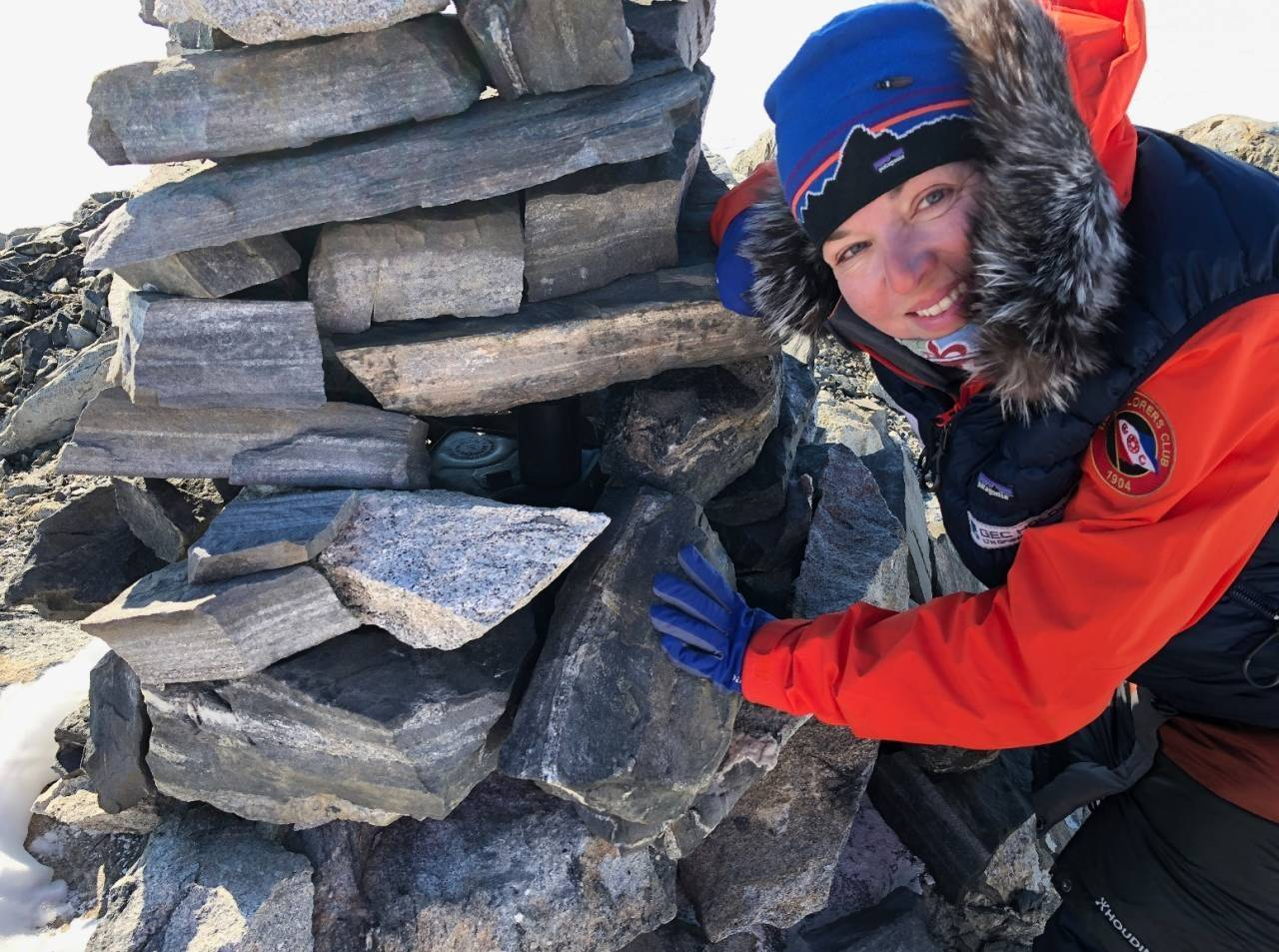 Astrid Furholt Sydpolen