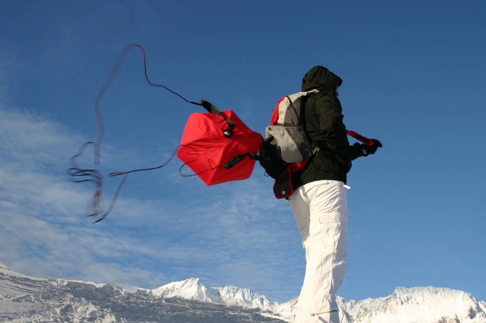 Avalanche ball fra østerrike