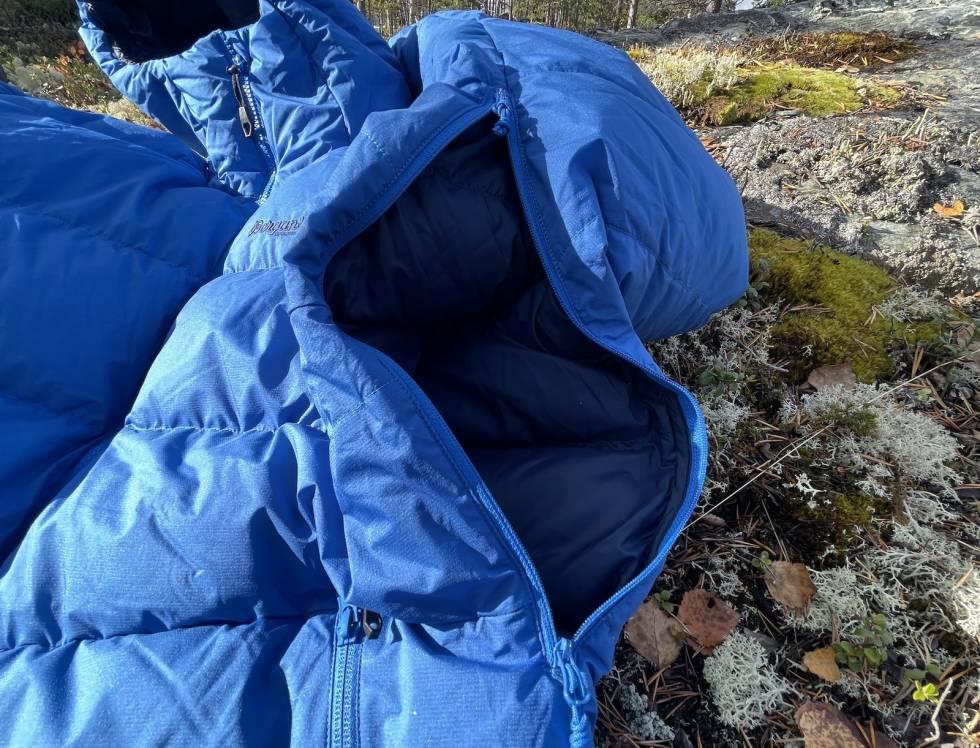 Bergans Røros test av varme jakker