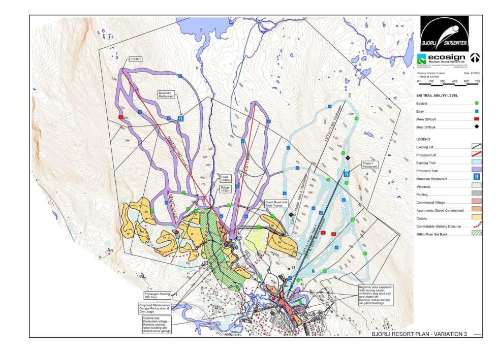 Bjorli Resort Plan - Variation 3.2 13.01.2021-page-001