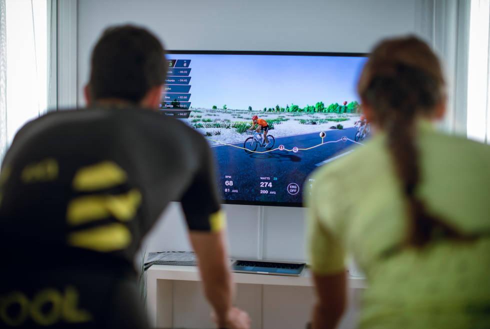 bkool treningsapp, smartrulle, innendørssykling, alternativ til zwift