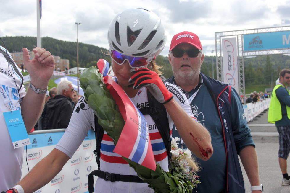Borghild Løvset vant Birkebeinerrittet 2018