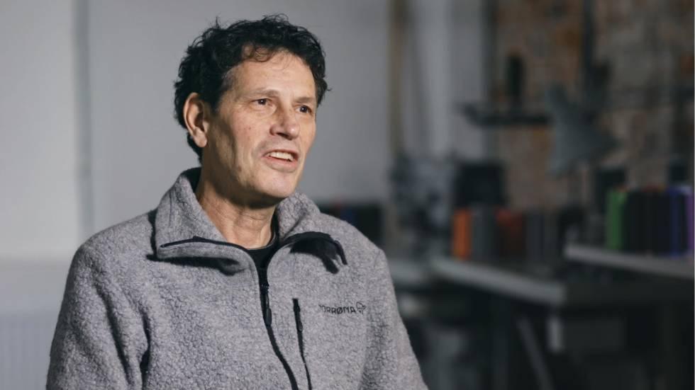 Brad Boren er Director of Innovation and Sustainability i Norrøna