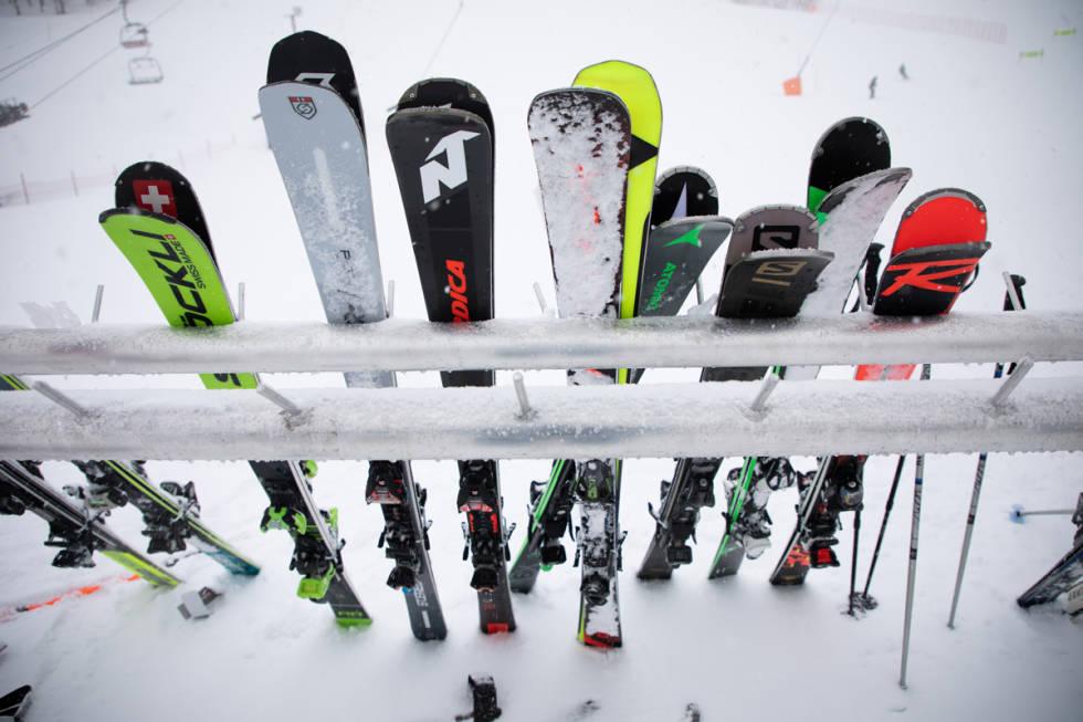 brukte ski