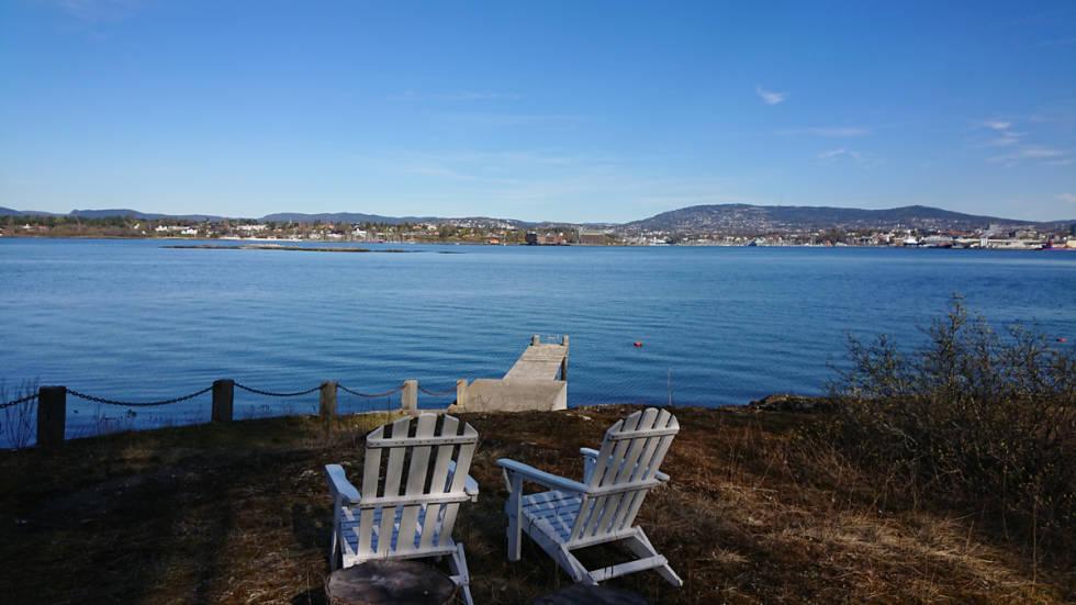 Lindøya kong oscar oslofjorden osloøyene øyene utemagasinet