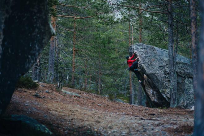 Buldring Nissedal Hægefjell