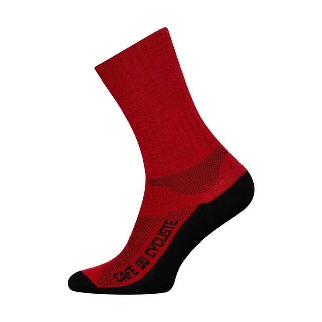 Cafe Du Cycliste merino sokker