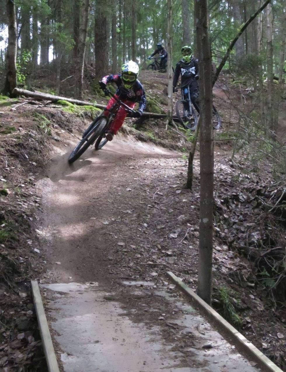 Kjerringåsen sykkelpark