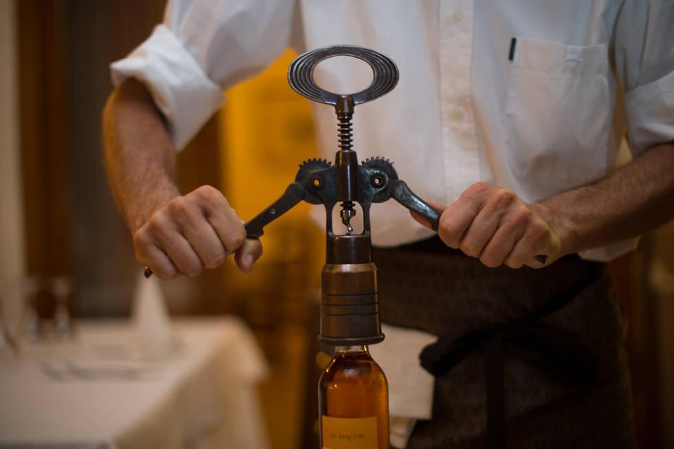 vinåpner fra campagnolo