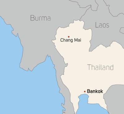 Chiang-Mai-Thailand-Klatring-Kart
