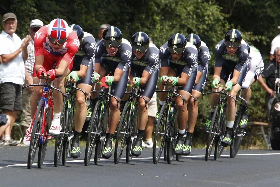 Team Sky 2011