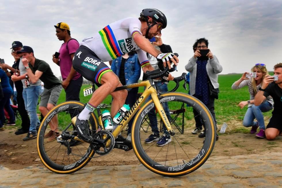 Peter Sagan Roubaix 2018