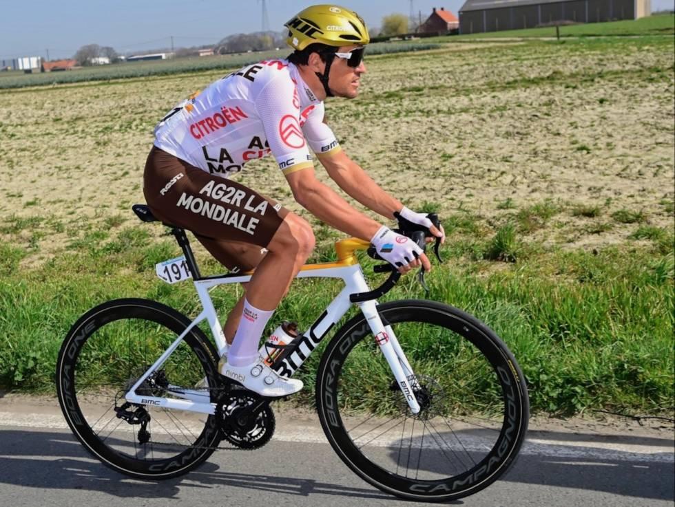 Greg Van Avermaet - BMC TEammachine