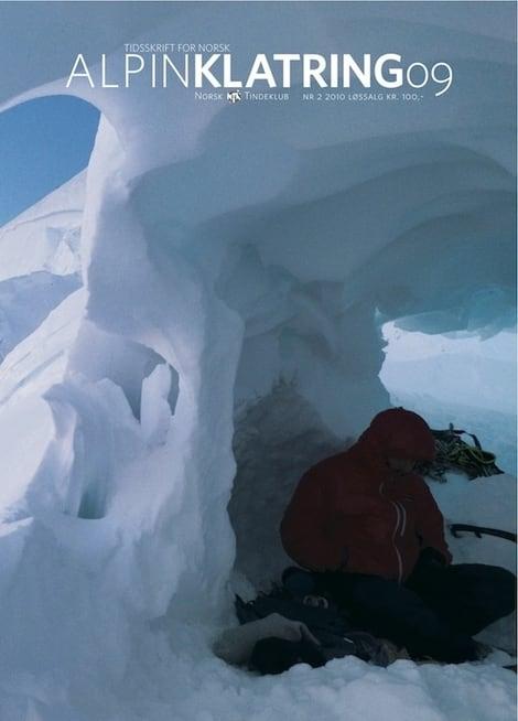 Cover på Alpinklatring