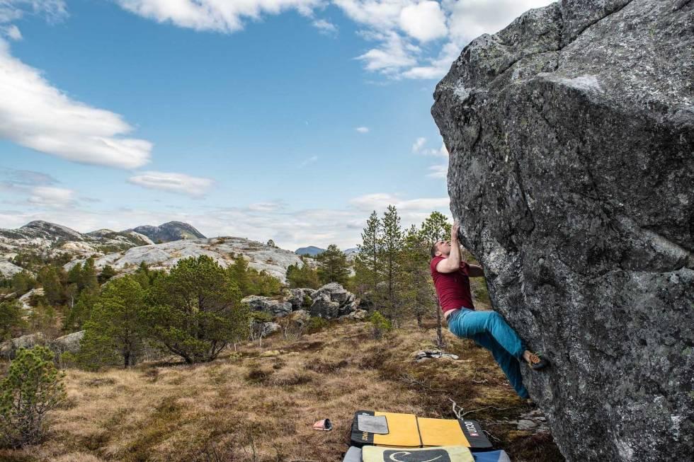 Crag X i Nordland