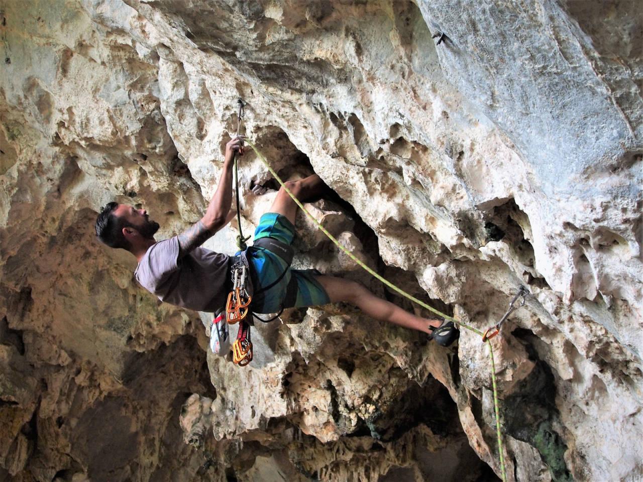 Cuba klatring fjellklatring