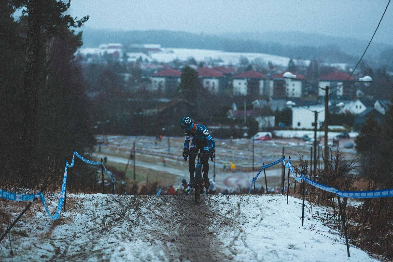 NM cyclocross herrer cx menn Spikkestad
