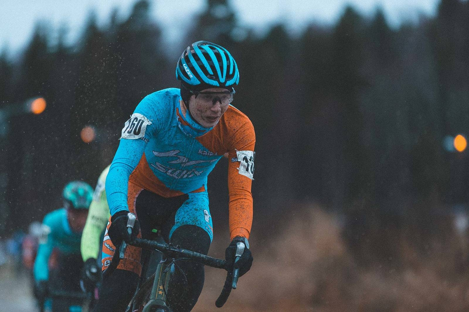 NM cyclocross herrer cx menn Spikkestad