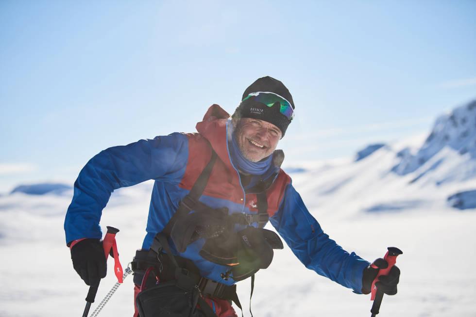 dag otto Lauritzen expedition Amundsen