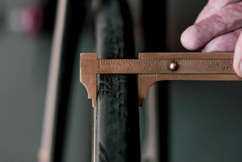 25 mm mot 32 mm dekktest