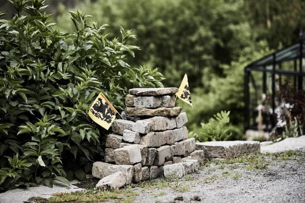 Brostein er hovedpremien i Dwars Door Iddefjorden