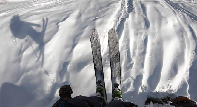 Dynastar M Free skitest
