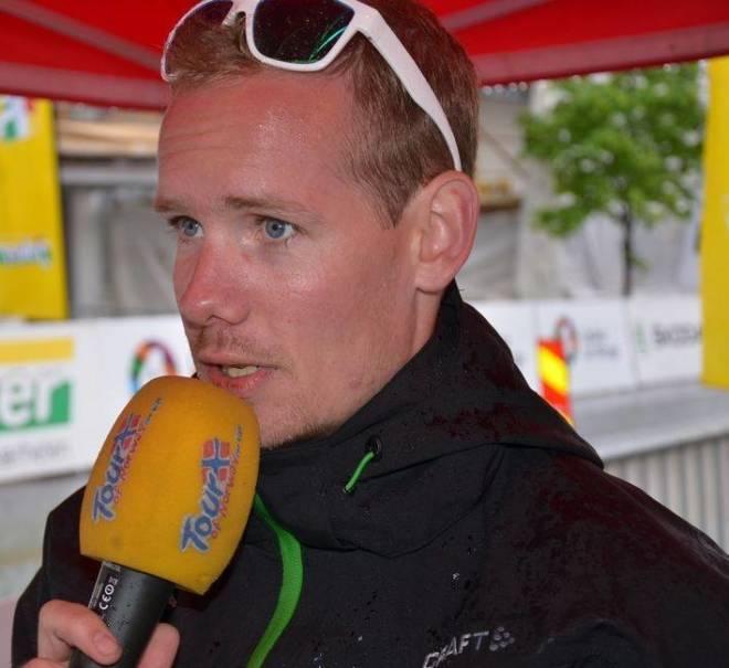 Eirik Thorgersen daglig leder Styrkeprøven AS