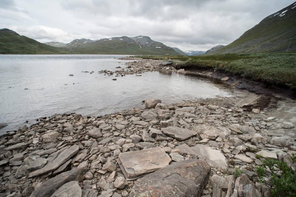 Eldrevatnet Hemsedal Lærdal