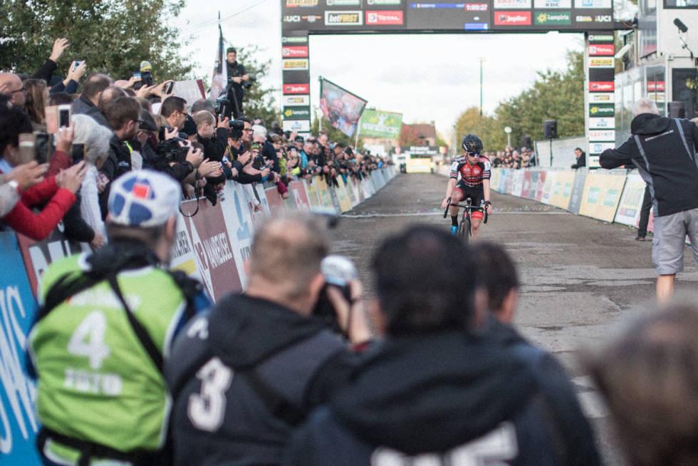 Eli Iserbyt win Gavere