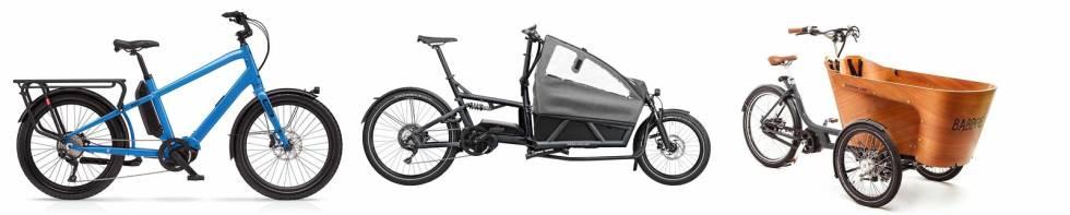 elsykkel transportsykkel cargosykkel 2021