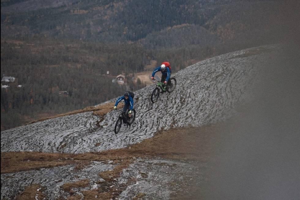 NOTS tar standpunkt om elsykling