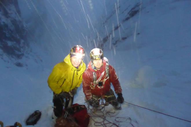 isklatring nordmøre alpinklatring