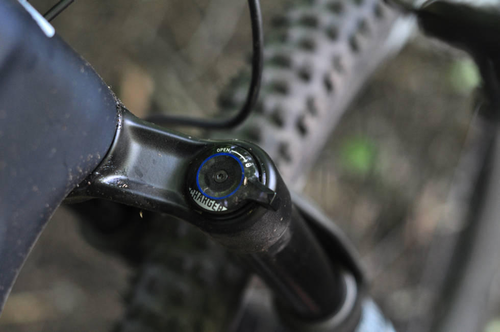 Epic Evo Charger knott