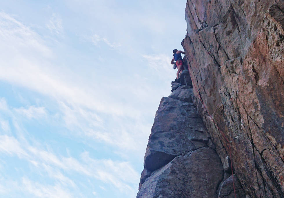 ersfjorden klatring