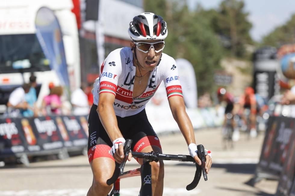 Fabio Aru Vuelta Burgos 2020
