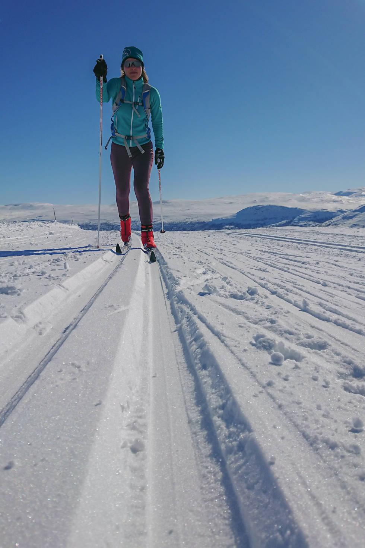 llangren på bjorli fjelløypa foto matti bernitz pedersen