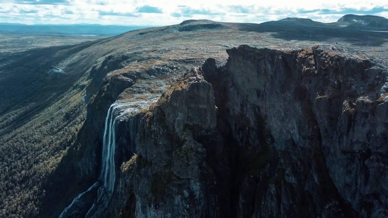 fjelltur i hemsedal kjerringkjeften foto magnus roaldset furset