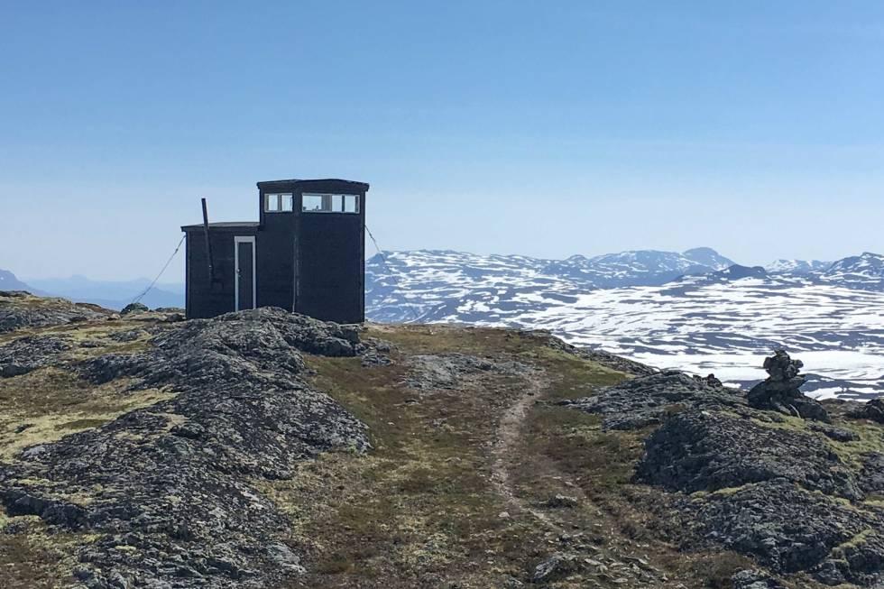 fjelltur topptur tyin Filefjell