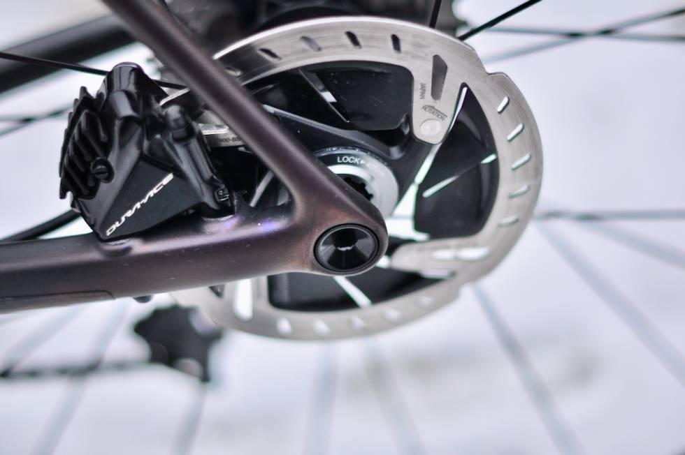 flat mount bremser skivebremser sykkel