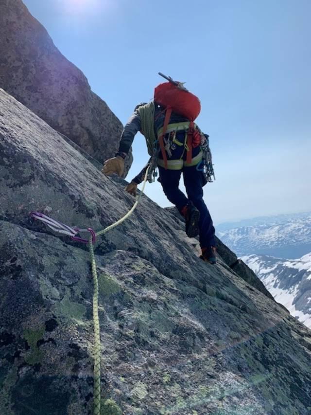 FØRINGSTUR PÅ STOREN foto bre og fjell