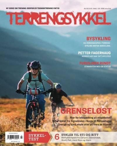 Terrengsykkel utgave 81 Bikepacking