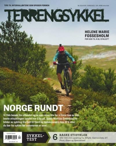 Terrengsykkel utgave 82 Norge Rundt