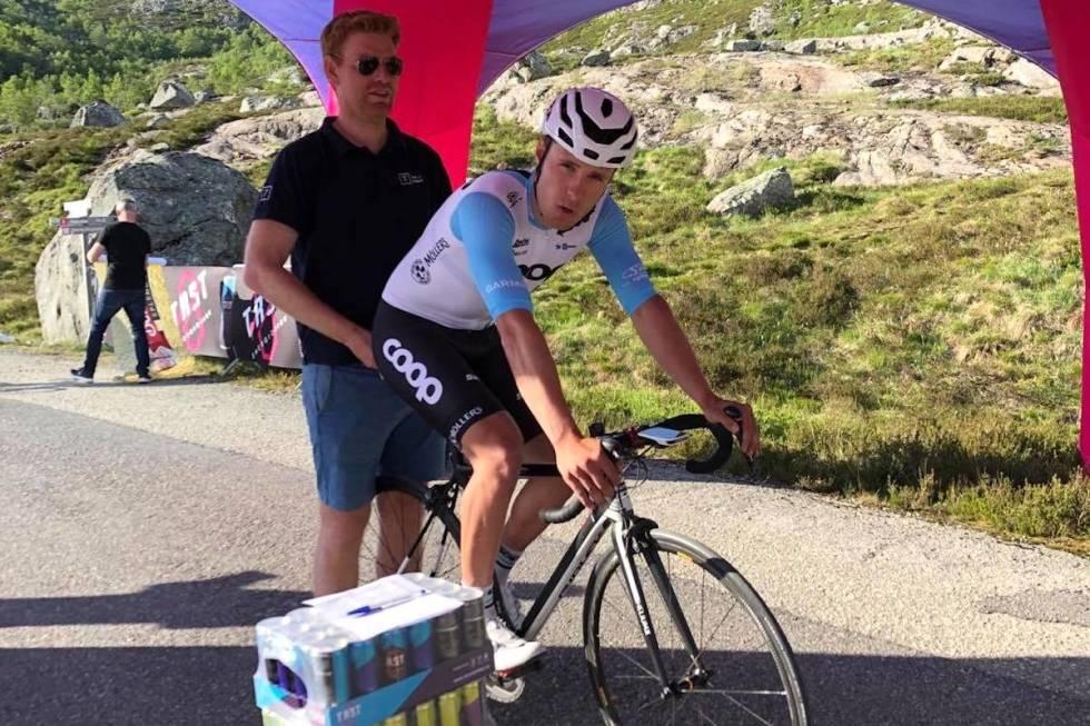 Fredrik Dversnes vant Tørst Challenge